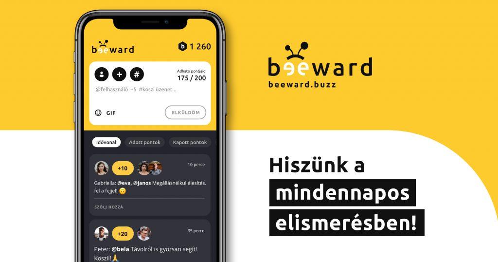 Értékelés és jutalmazás könnyedén | Beeward
